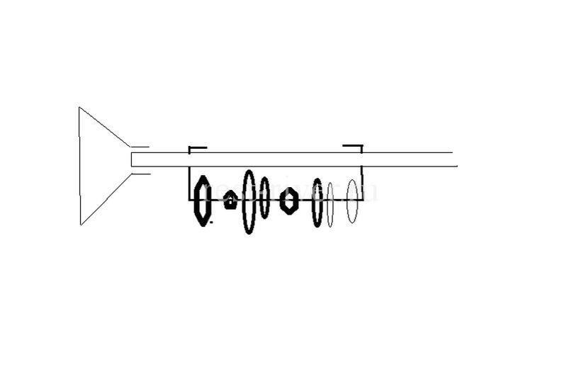 загон рыбы в сети с использованием простого болта - схема болта, БОТАЛО