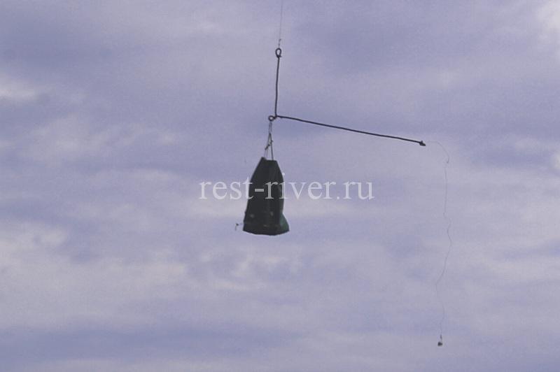 кормушка для геркулеса для ловли на пенопласт