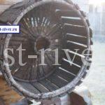 Ловля вьюна зимой ловушкой, схема ловушки корзины (ЛОВУШКА НА ВЬЮНА)