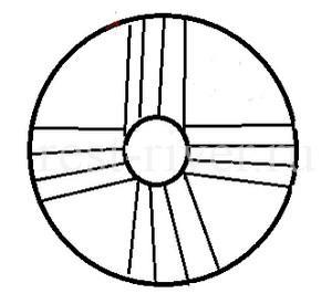 схема изготовления ловушки для вьюнов
