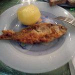 Жареные карасики с хрустящей корочкой. Жарим мелкую рыбу.