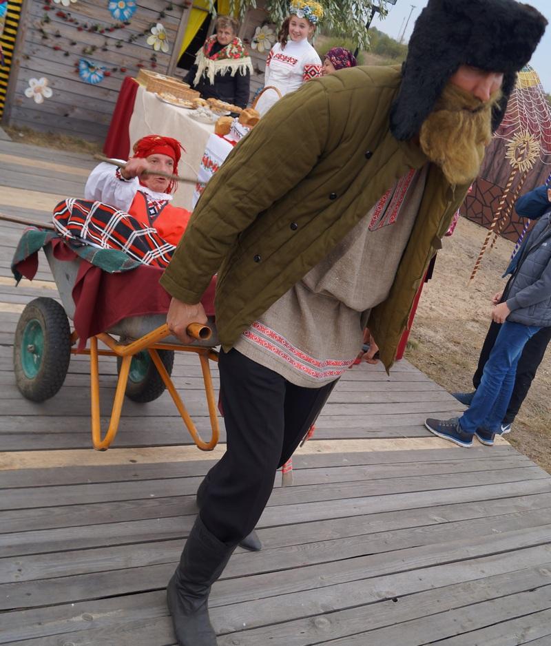 гонения на белорусского мужика