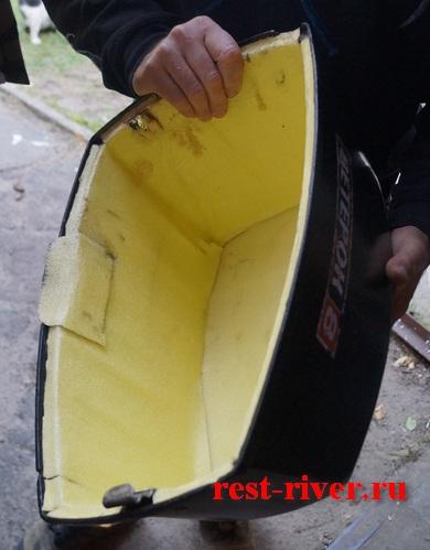 крышка мотора ветерок 8
