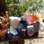 Хранение продуктов на природе, в походе, лагере, на пикнике
