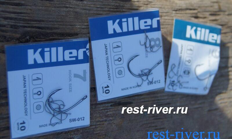 лучшие крючки для рыбалки