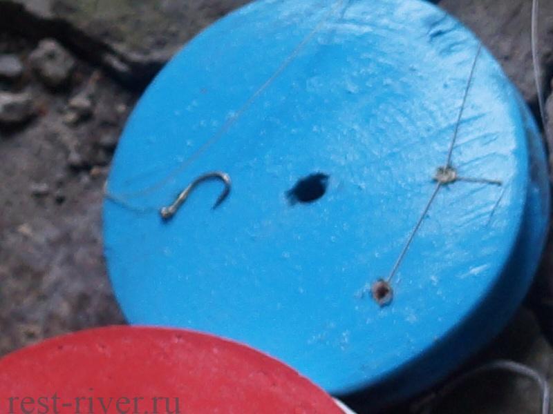 рыболовный кружок на окуня