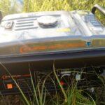 Бензиновый генератор для походов