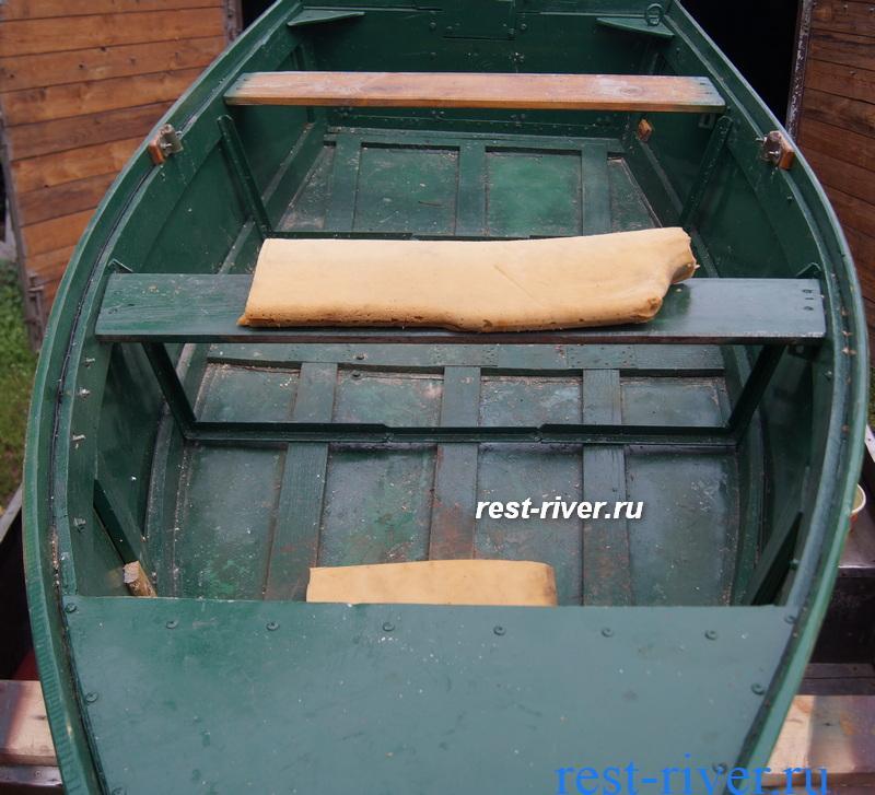 самодельная лодка из дюраля